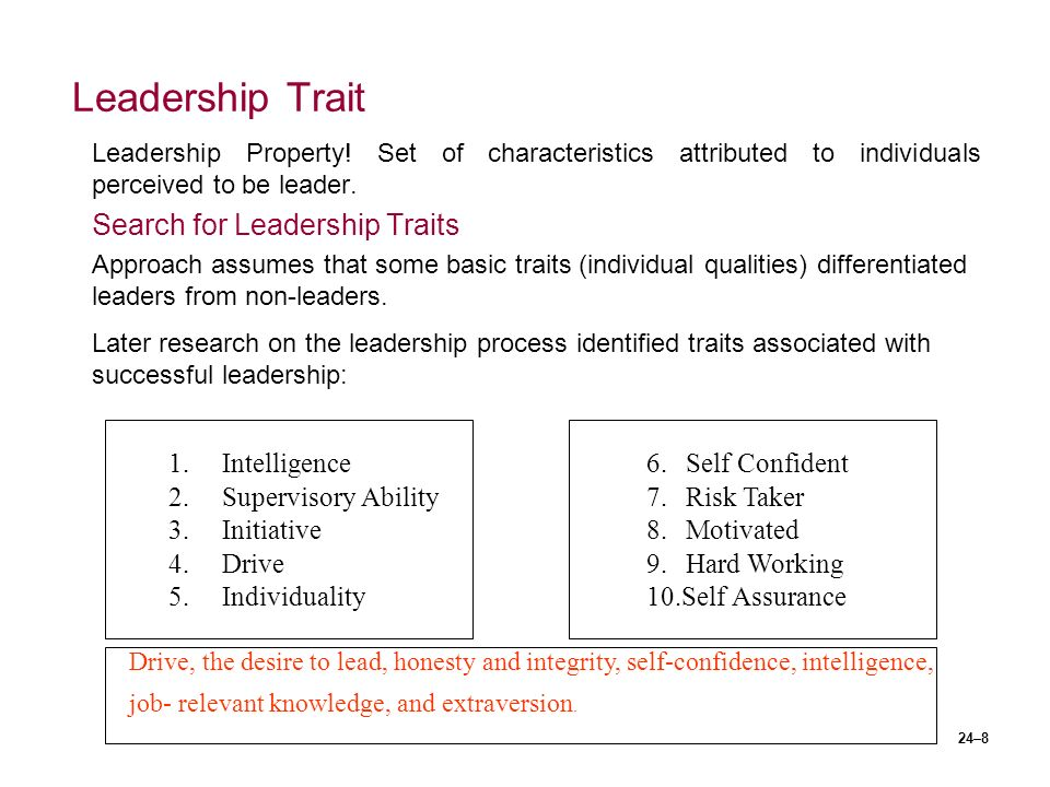 traits associated with integrity pdf