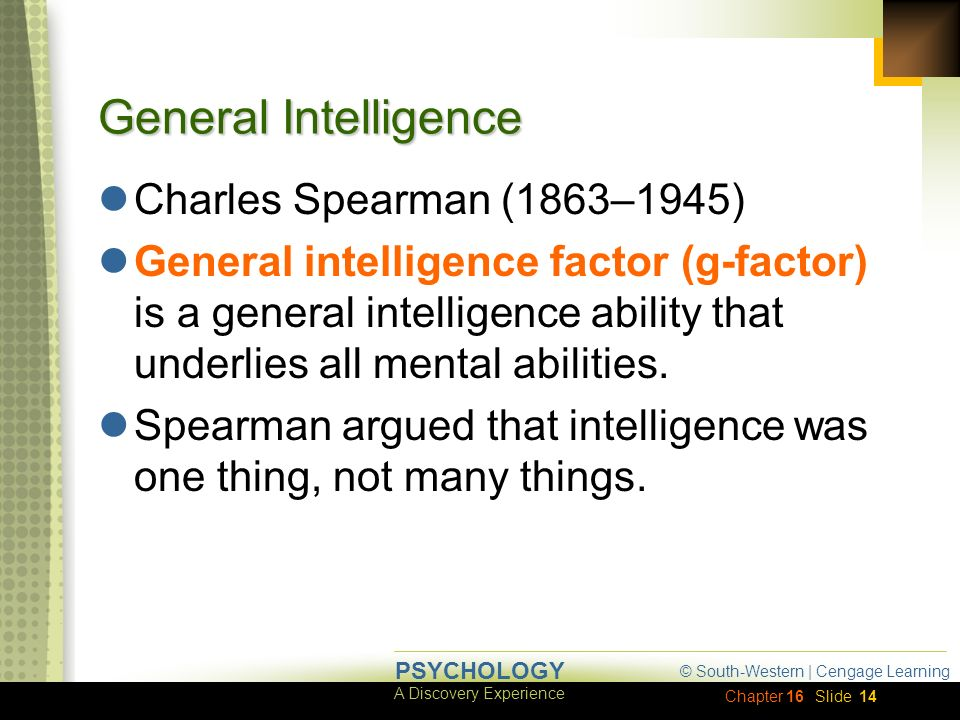 spearman vs gardner Charles spearman: theory of intelligence & overview  studying intelligence:  biological vs  spearman headed to leipzig in germany to study with the  famous  what is gardner's theory of multiple intelligences.