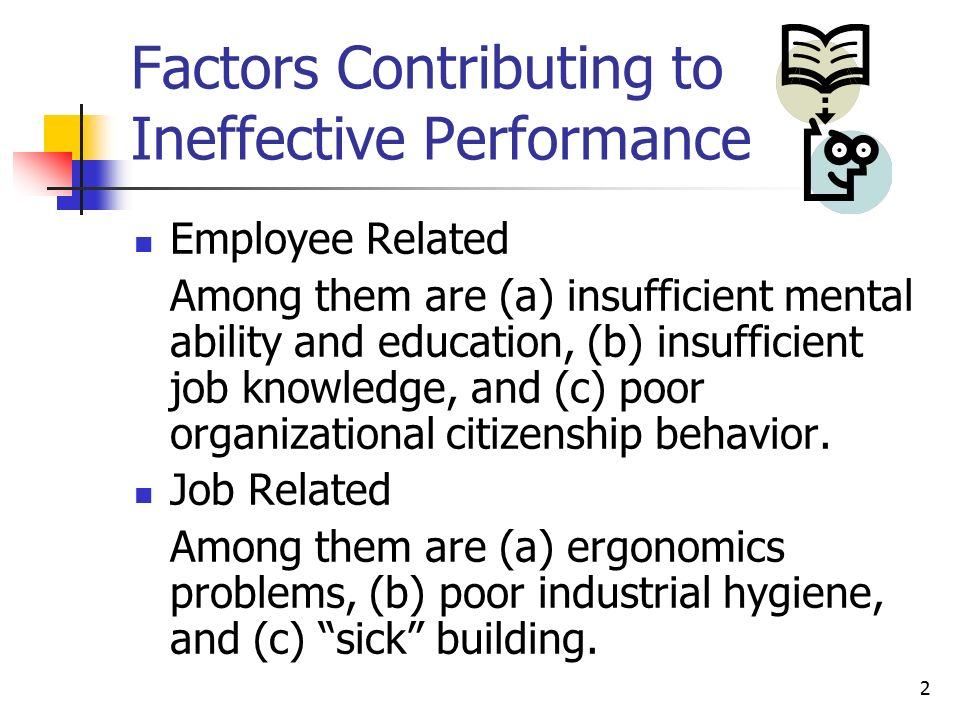 ineffective leadership behavior Transformational leadership and its predictive effects on leadership effectiveness  ineffective type leadership theory.