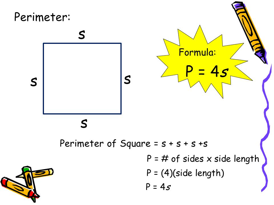 Unit 10-Day 1 Squares: Area and Perimeter - ppt download