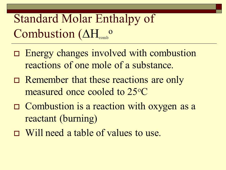 Topic 5 Energetics 5 1 Exothermic And Endothermic