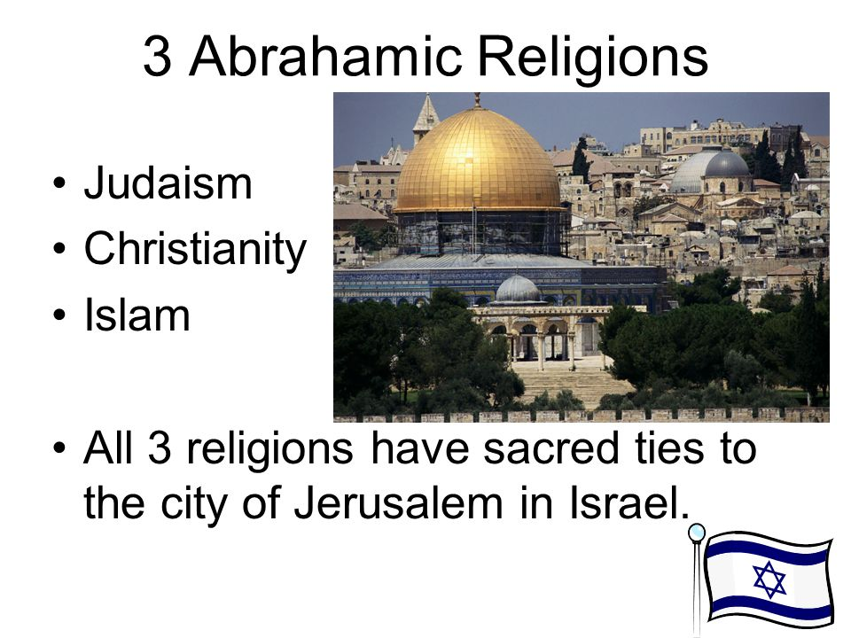an introduction to the religious comparison of christianity and islam Compare and contrast judaism and christianity introduction both christianity and judaism are the talmud as their religious authorities in comparison.