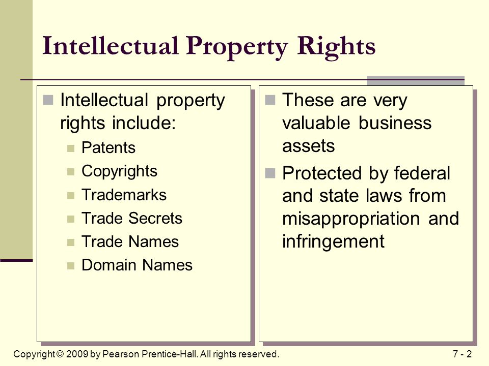 an analysis on the piracy of intellectual property Intellectual property rights - intellectual property rights and the piracy war in china.