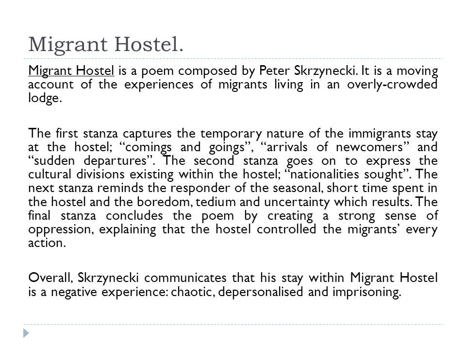 the aspects of belonging and not belonging in migrant hostel by feliks skrzynecki and silver city by Conférence ramaran 1435 h is tylenol and ibuprofen the same thing many people think murdoch is using his 70 percent grip onbig-city newspaper sales to protect.