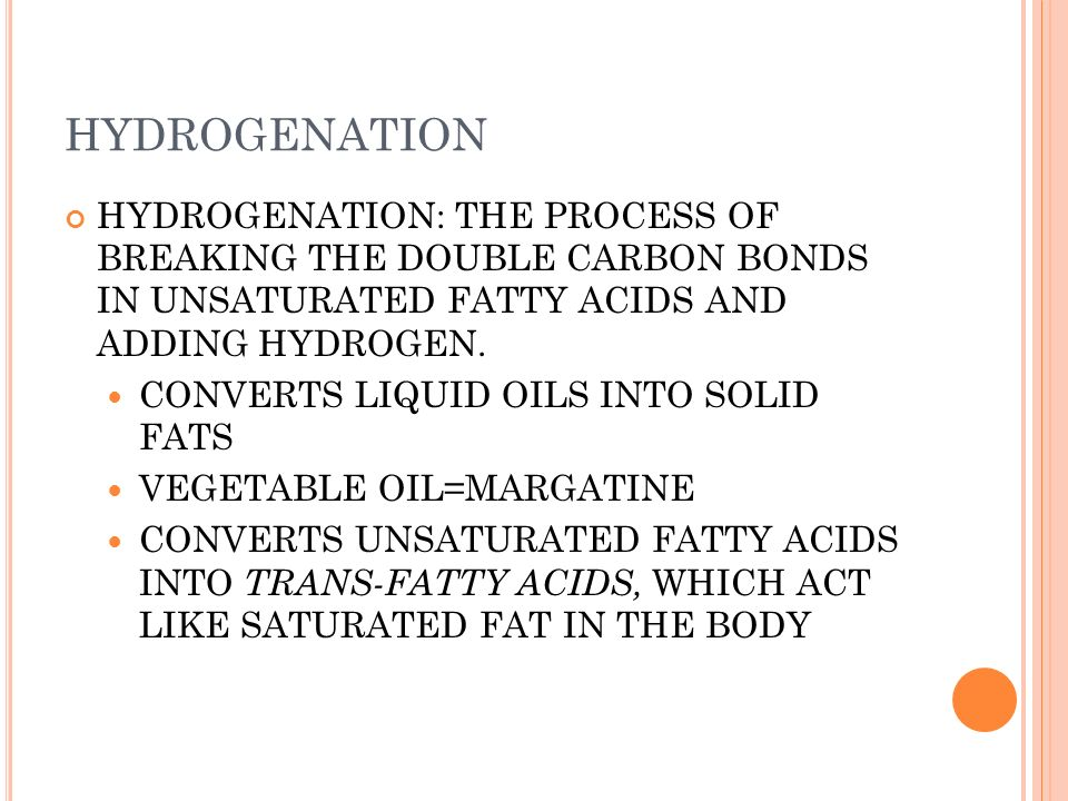 Structure Of Lipids