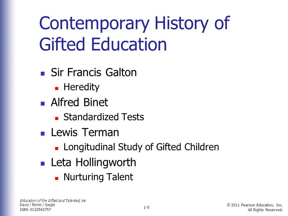 an analysis of the methods of education for gifted children Does the japanese educational system recognize its gifted and talented students does it provide for intellectual giftedness, creative vigor, or talent in the arts.