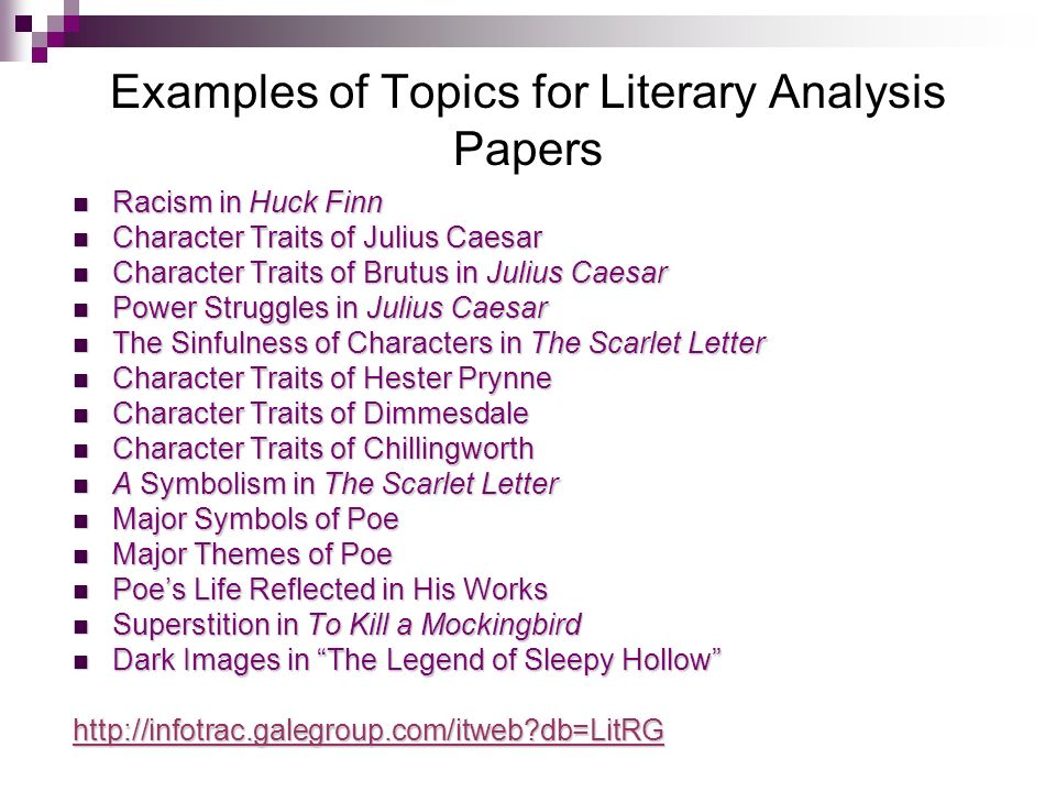 scarlet letter literary criticism research paper Below i have given you several essay topics on the scarlet letter choose one and compose an essay in response to the questions it raises the essay should be 3-5 pages in length, should be carefully proofread, and should follow the guidelines defined by mla.