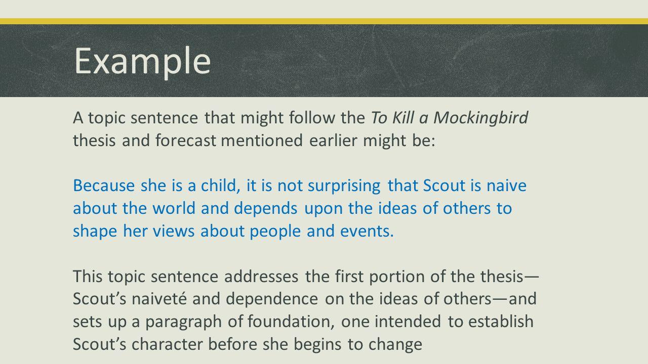 examples of innocence in to kill a mockingbird