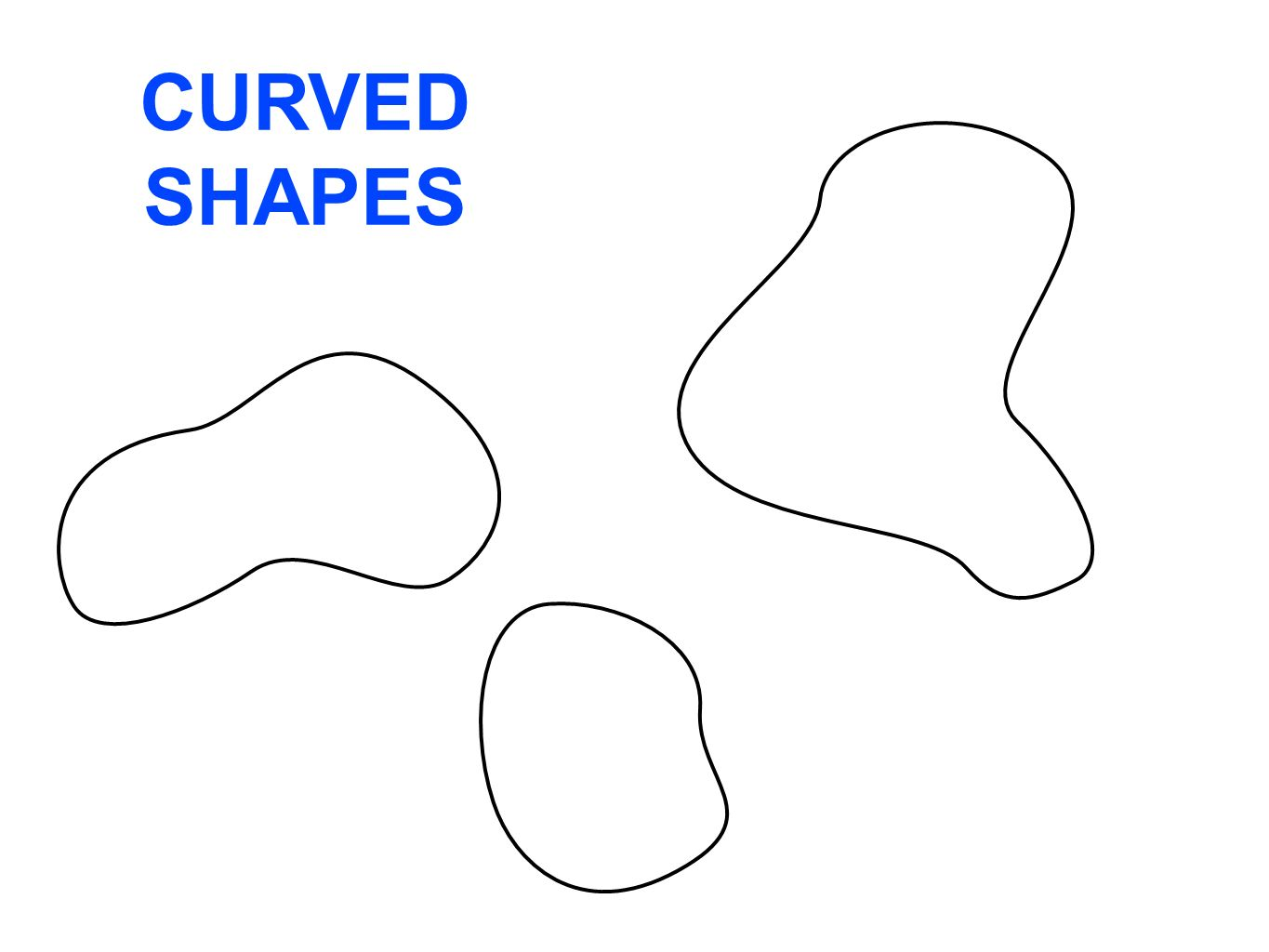 how to create curved shapes in photoshop