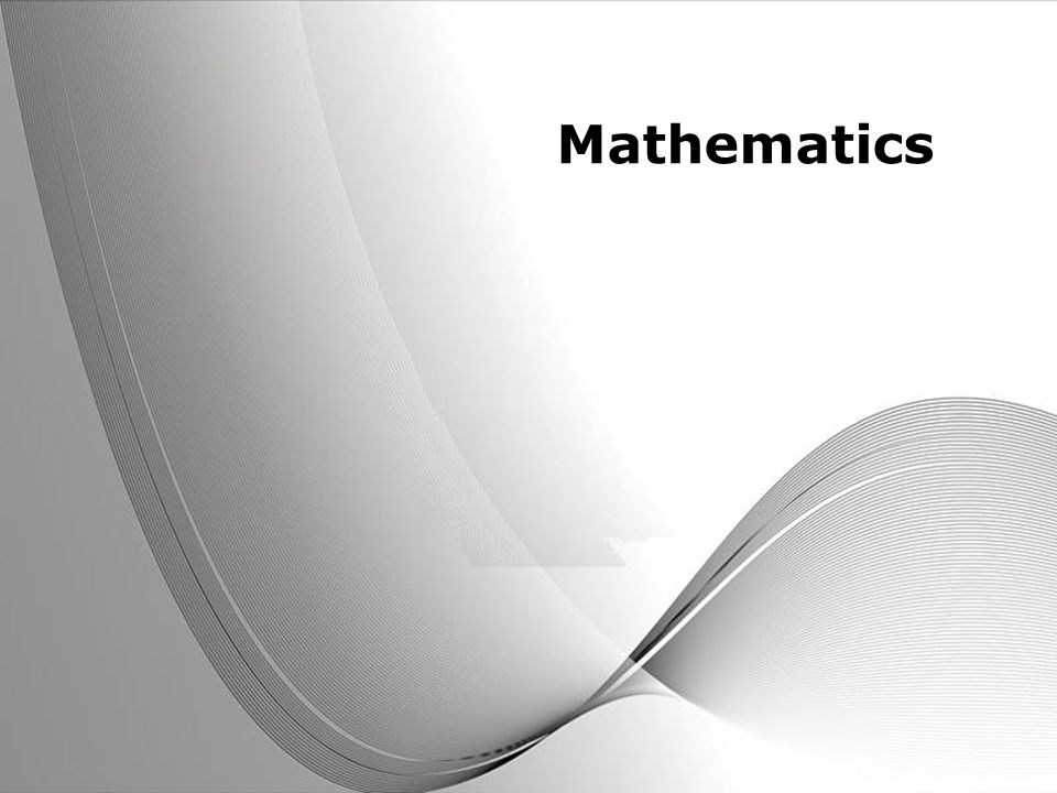 Mathematics Powerpoint Templates Ppt Video Online Download