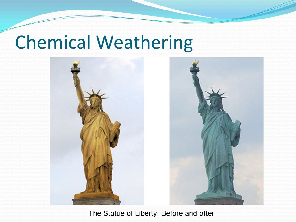 Chemical Weathering Explained  ThoughtCo