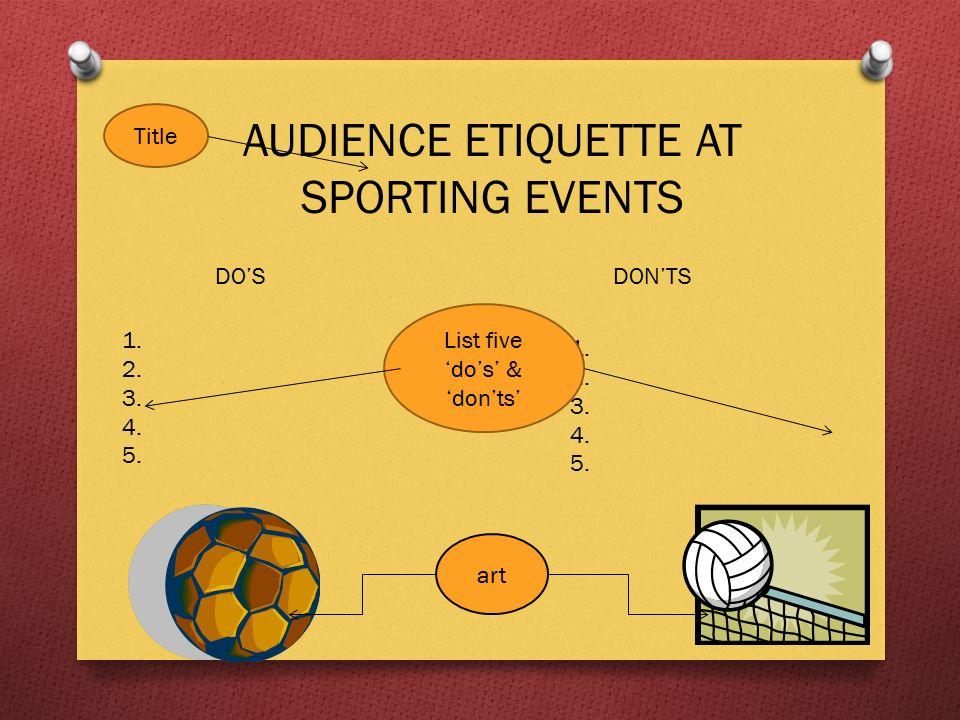 audience etiquette for public performances ppt download. Black Bedroom Furniture Sets. Home Design Ideas