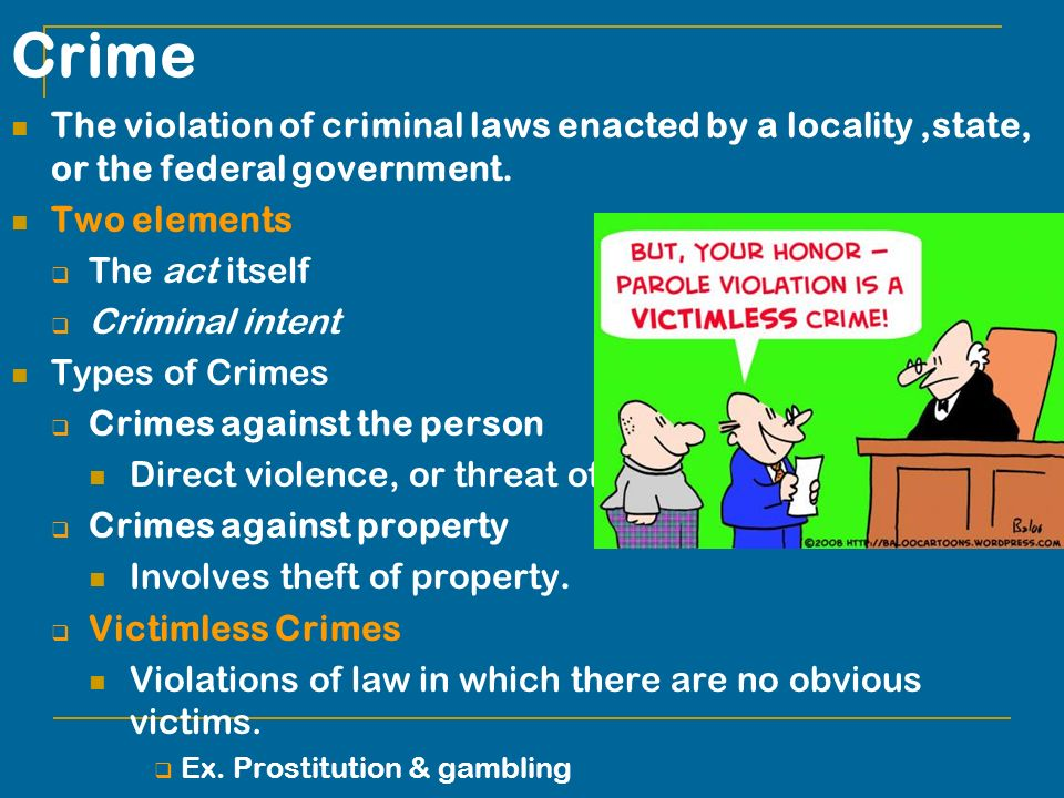 """an analysis of crime as the violation of statutes enacted into criminal law by a locality state or t Criminal law federal - state an """"offense"""" is any crime or violation which the note does not refer the reader to any new policy document or analysis."""
