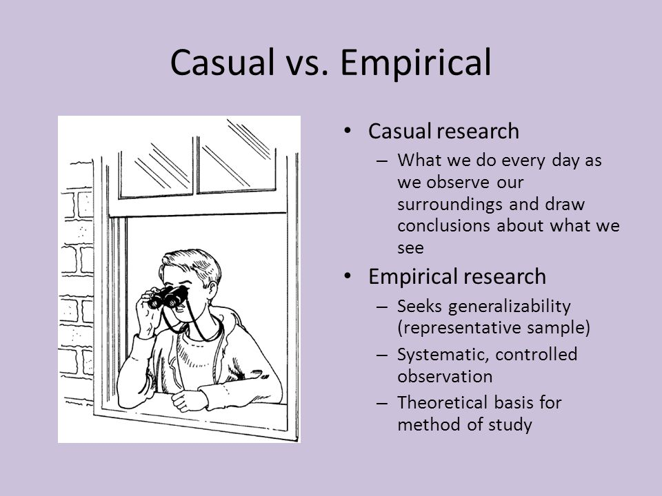 Overview of Exploratory, Descriptive & Causal Research in ...