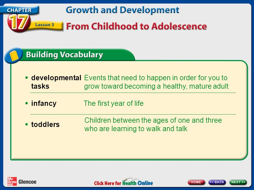 Facts for Life - Child Development and Early Learning