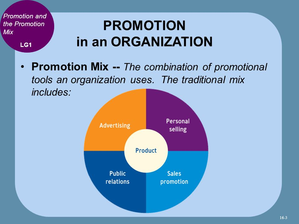promotion mix tools Business frameworks-mkt 622 advantages and disadvantages of each element of the promotional mix mix element advantages sales promotion.