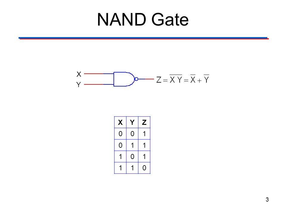 universal gate  u2013 nand universal gate - nand digital electronics
