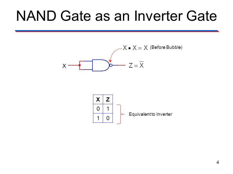 universal gate � nand universal gate nand digital