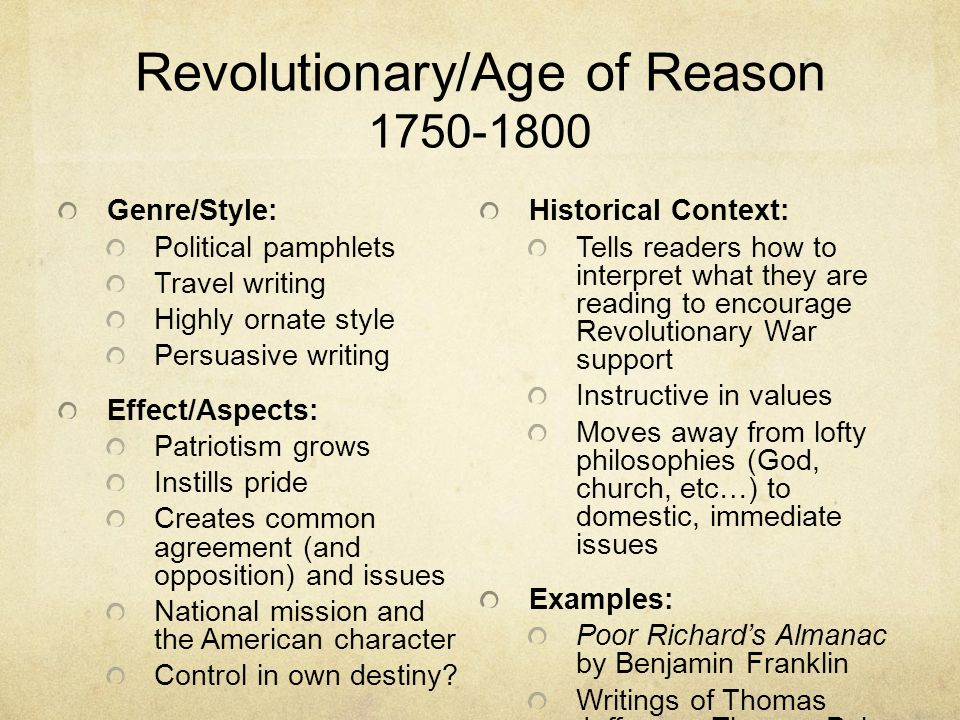 the age of reason essay In the former part of this essay they make mention of him at the age of twelve years, sitting in his translation of the age of reason.
