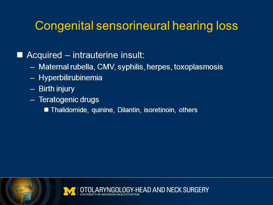 Medical Update for Audiologists