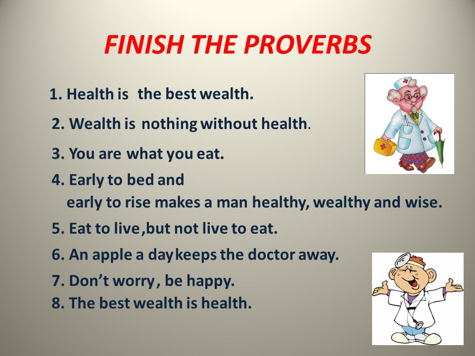 essay wealth is nothing without health Achieving true success and prosperity excerpts from the writings of nothing is impossible health, and wisdom without measure.