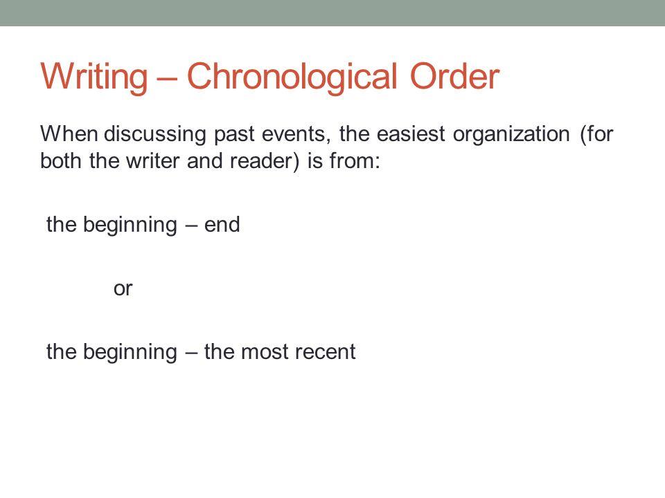 Essay organization orders