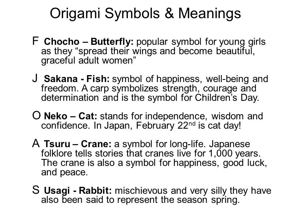 What Does An Origami Crane Symbolism Tutorial Origami Handmade