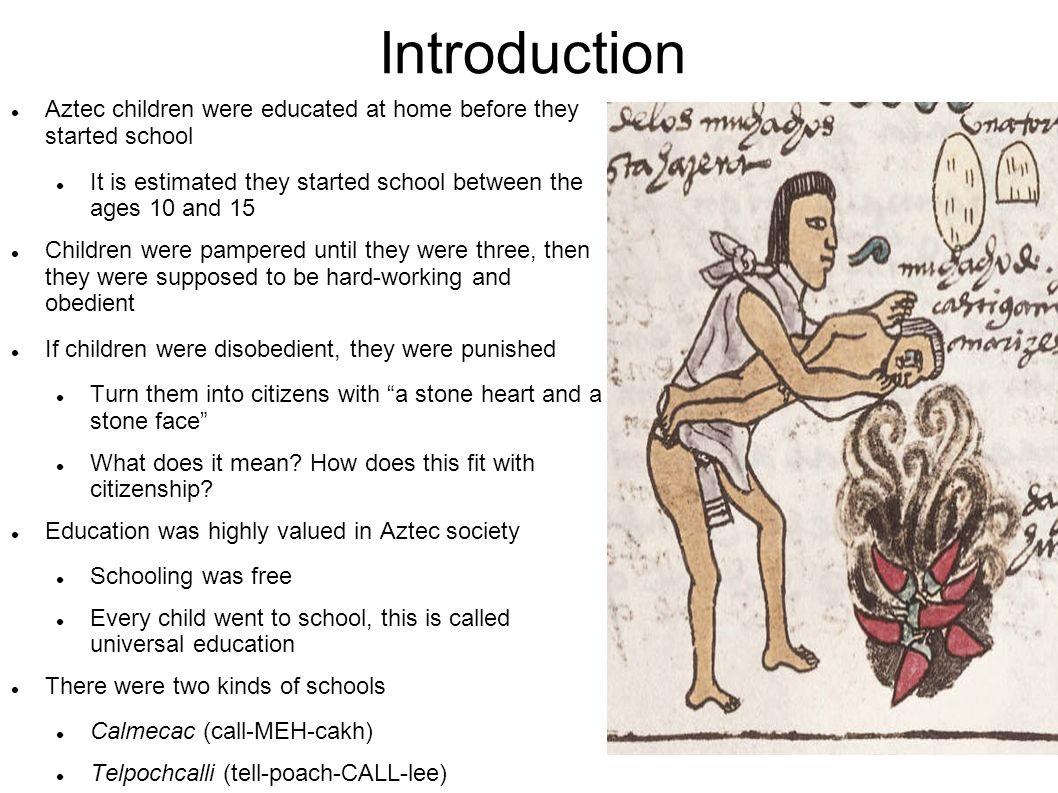 Aztec essay introduction