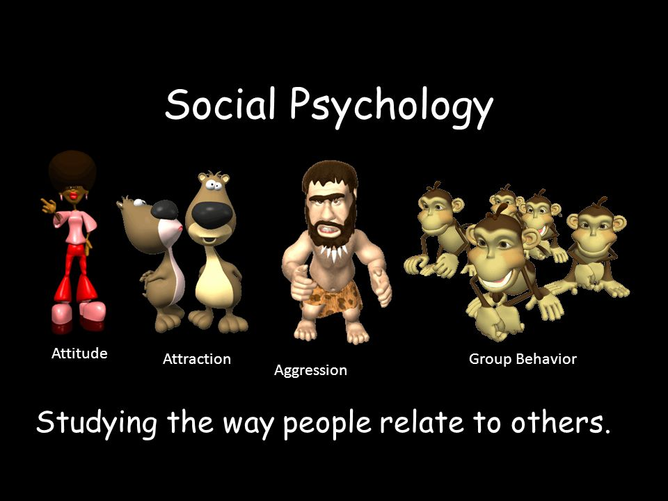 psychology the way people Human behaviour: the raw data of psychology in a similar way health psychologists help people manage disease and pain similarly.