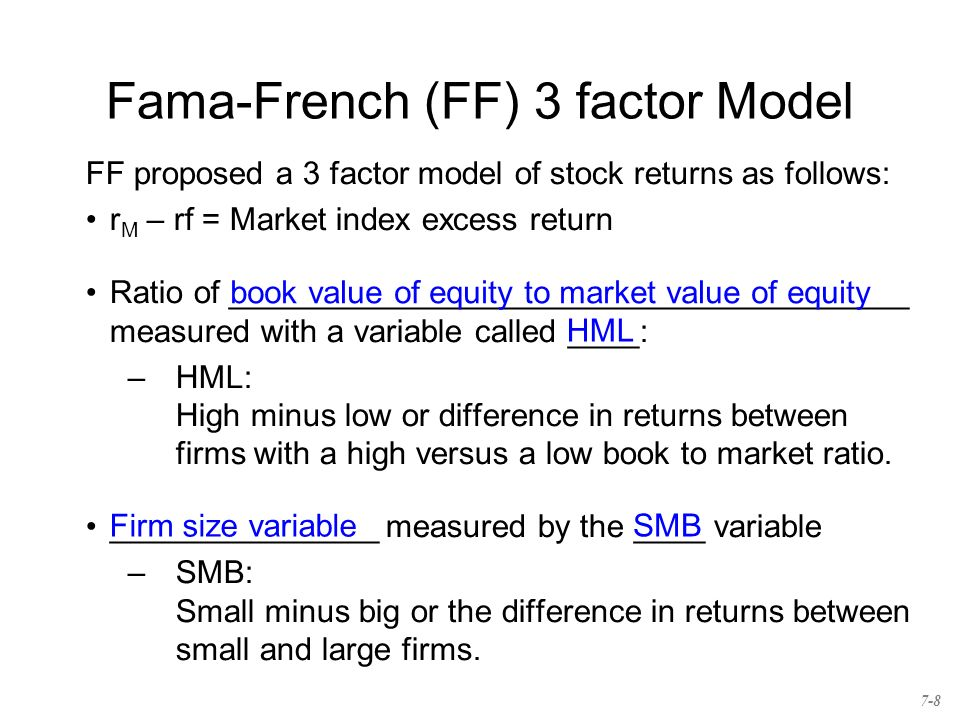 fama french model The fama-french model report for jemena gas networks, actewagl, ergon   transend, transgrid, and sa powernetworks 13 may 2014 level 1, south.