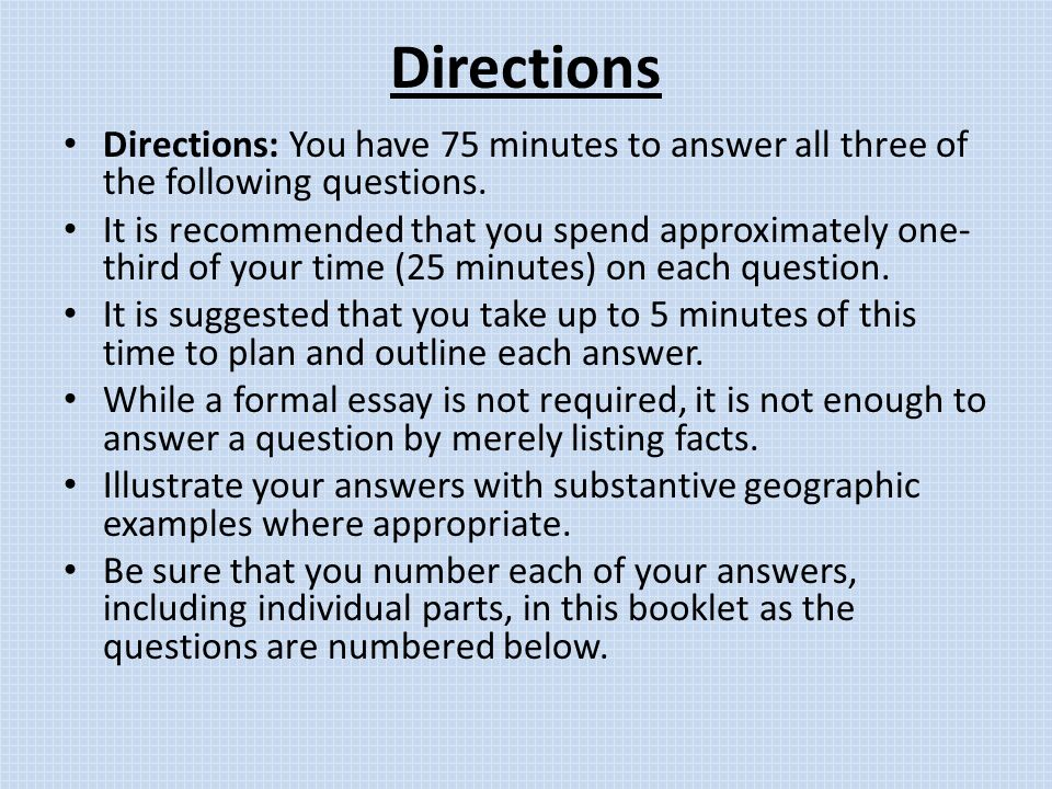 ap human geography chapter 1 outline essay Ap human geography outline ch 1 thinking geographically key issue 1: how  do geographers describe where things are  ch 2 population  thomas  malthus proposed in his essay on the principle of population 1798, that the.