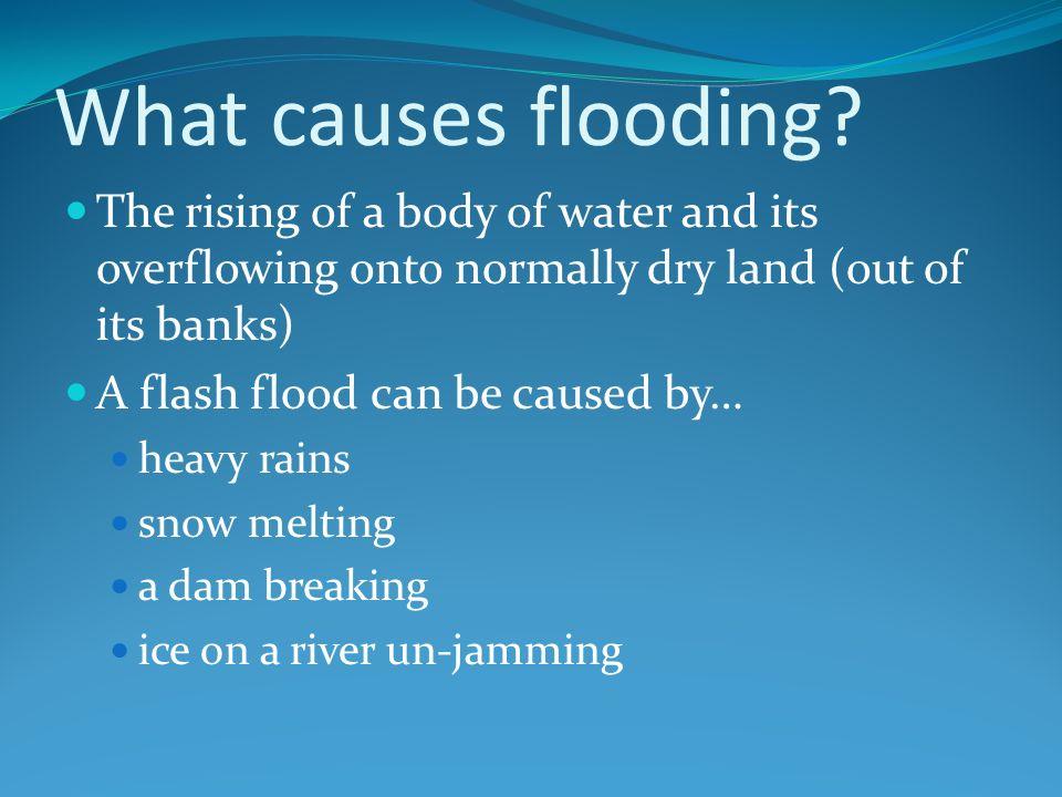 Floods Ppt Download
