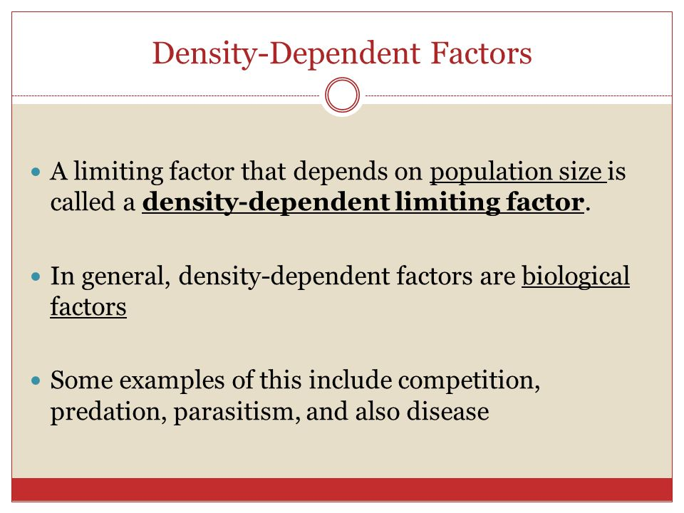 Populations 5-2 Limits to Growth - ppt video online download