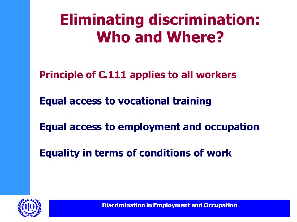 "fairness objectivity and equality of opportunity as elements of recruitment Commission to produce ""recruitment principles"", explaining and interpreting the  processes must be objective, impartial and applied consistently  candidates have the opportunity to meet key people in the department, all short-listed candidates must be given the same opportunity."
