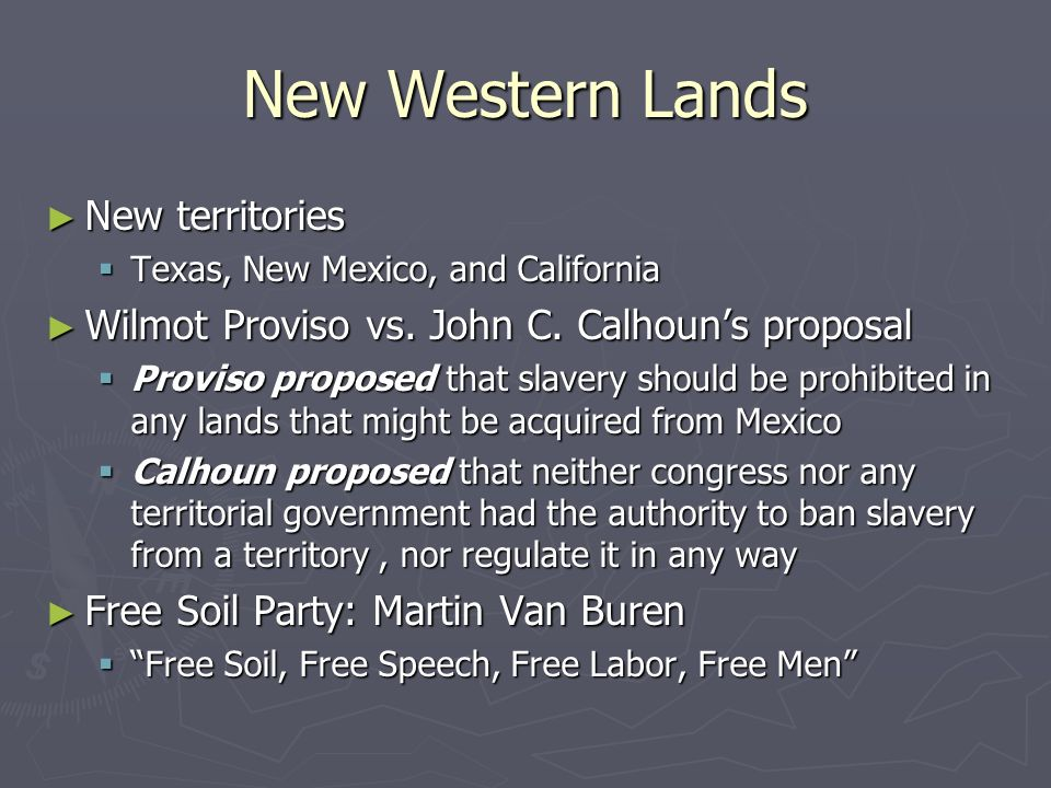 Chapter 15 Section 1 Slavery And The West Ppt Video Online Download
