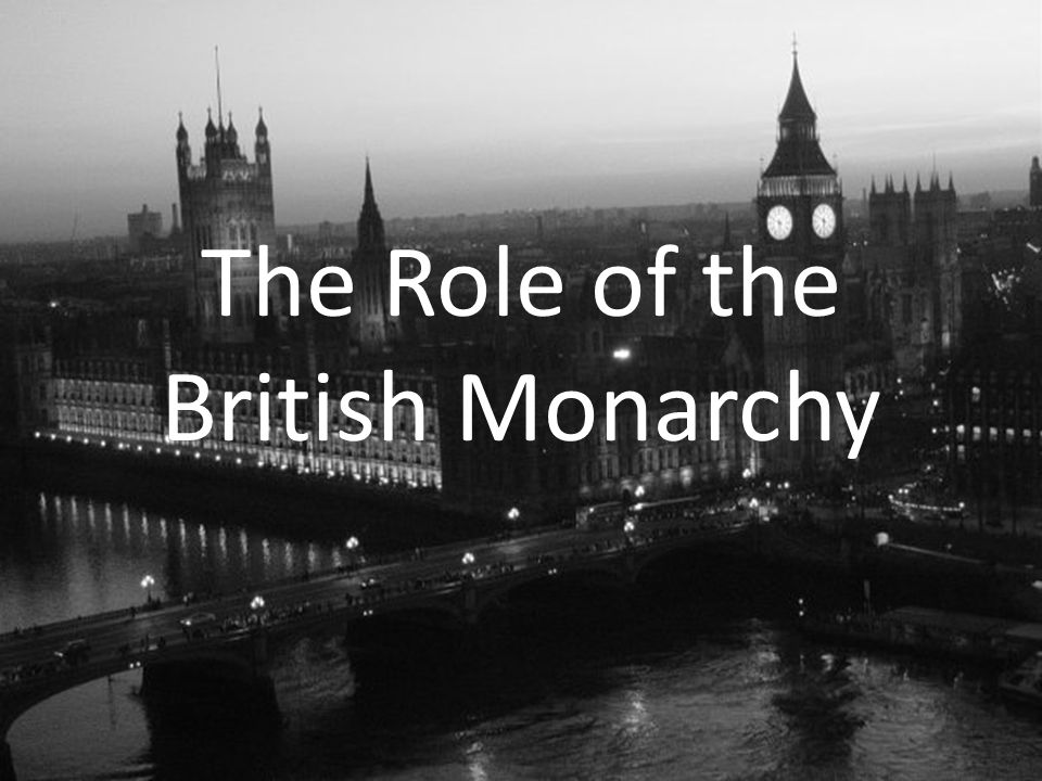 What Is The Role Of The Queen Of England