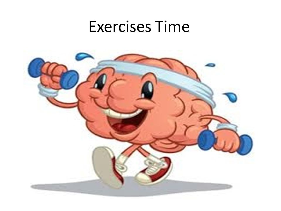Exercises Time