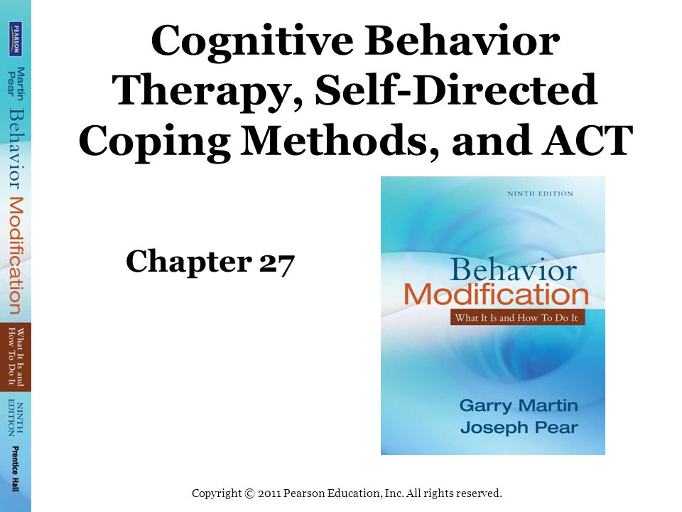 cognitive behaviour Cognitive behavior management theory concepts while the underlying theory of cognitive behavioral management is related to social learning theory, there are many.