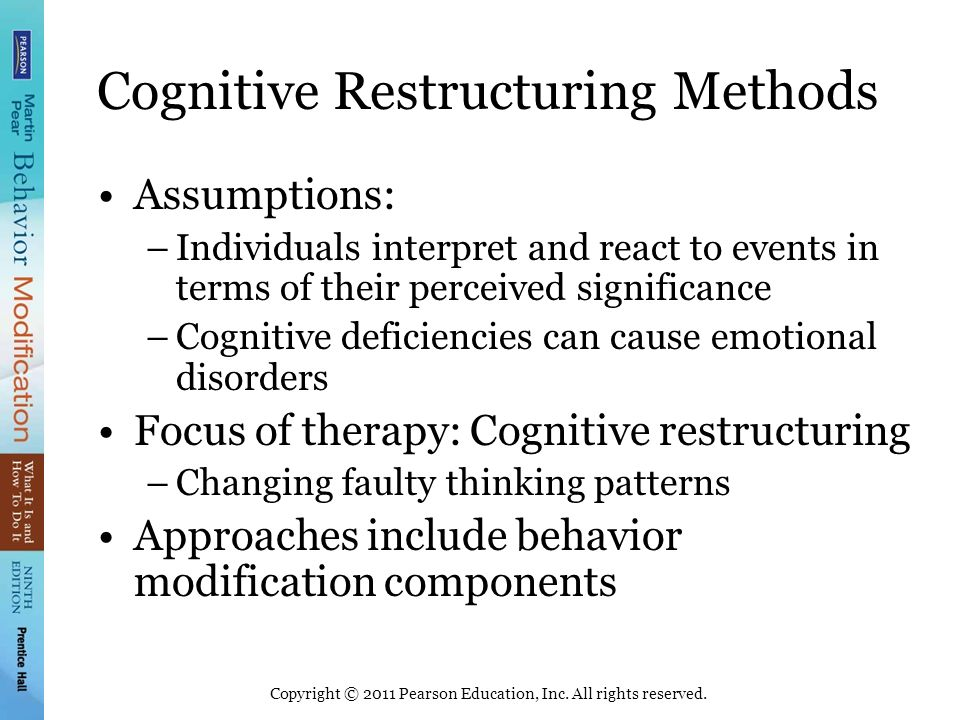 methods for modifying behavior in children Reinforcement, negative reinforcement, and lastly punishment (encyclopedia of mental disorders, 2014) what are three methods for modifying behavior in children o positive reinforcement- one method of modification technique that is seen is the use of positive reinforcement that helps to encourage the desired behavior by using a system or.