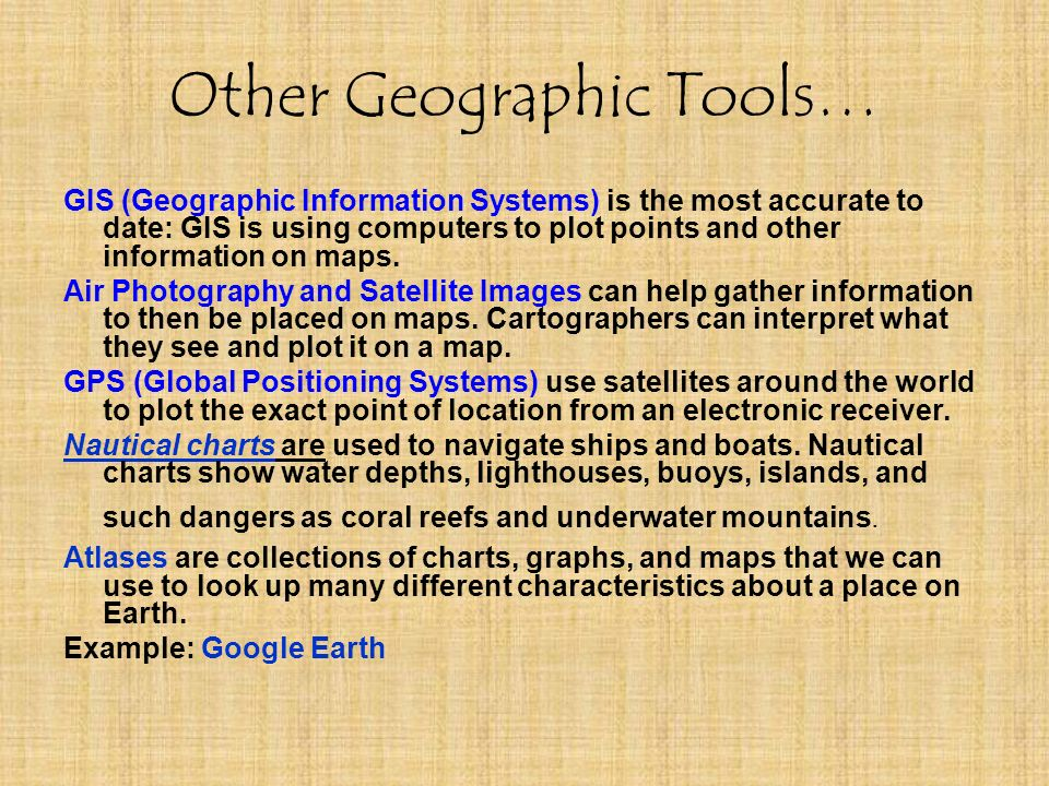 Tools Of Geography Maps And Projections Ppt Video