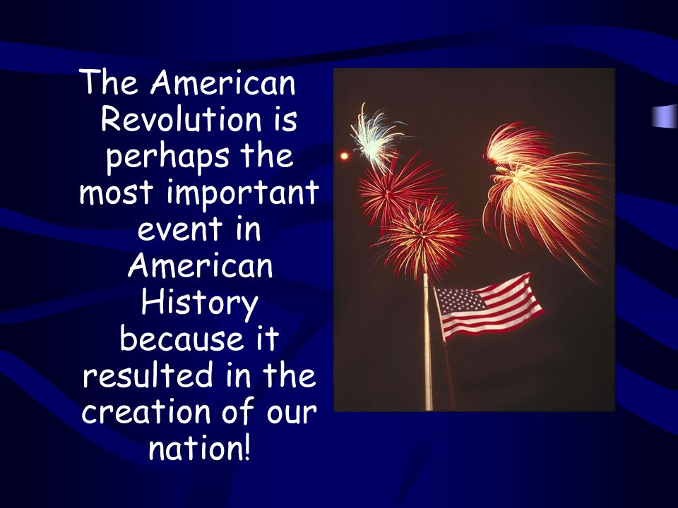 the major events of the american revolution in us history A timeline of american revolution - revolutionary war events  american revolution  ©2018 mchabu the history of us® and the history of the world® are.