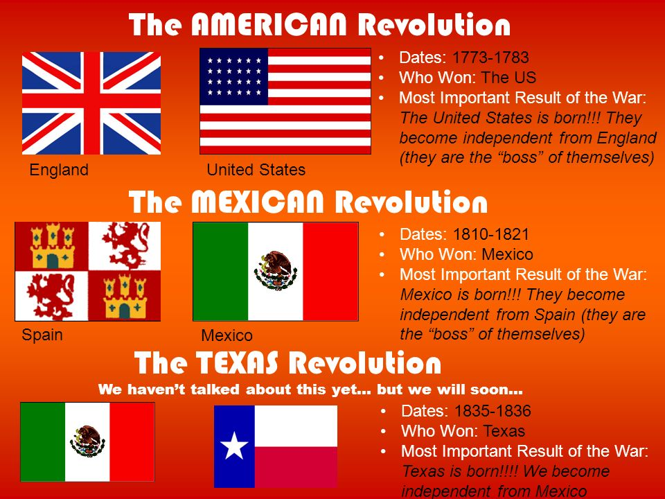 difference between the french revolution and Although containing some similarities between the glorious, american, and french revolutions they also had some differences especially when it came to limited government.