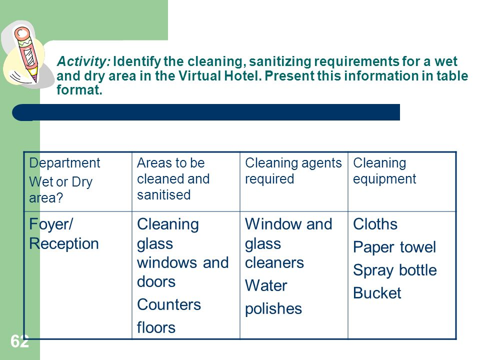 how to clean doors and windows