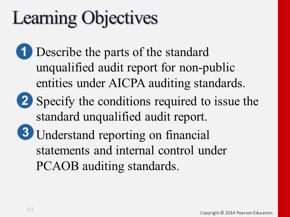 parts of audit report