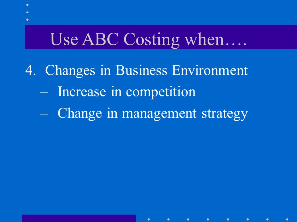 changes in business environment Unit four: principles of supporting change in a business environment assessment you should use this file to complete your assessment • the first thing you need.