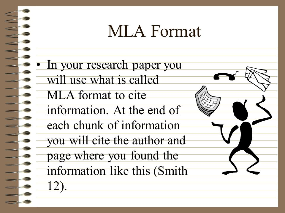 how to put dr in mla format for work cited
