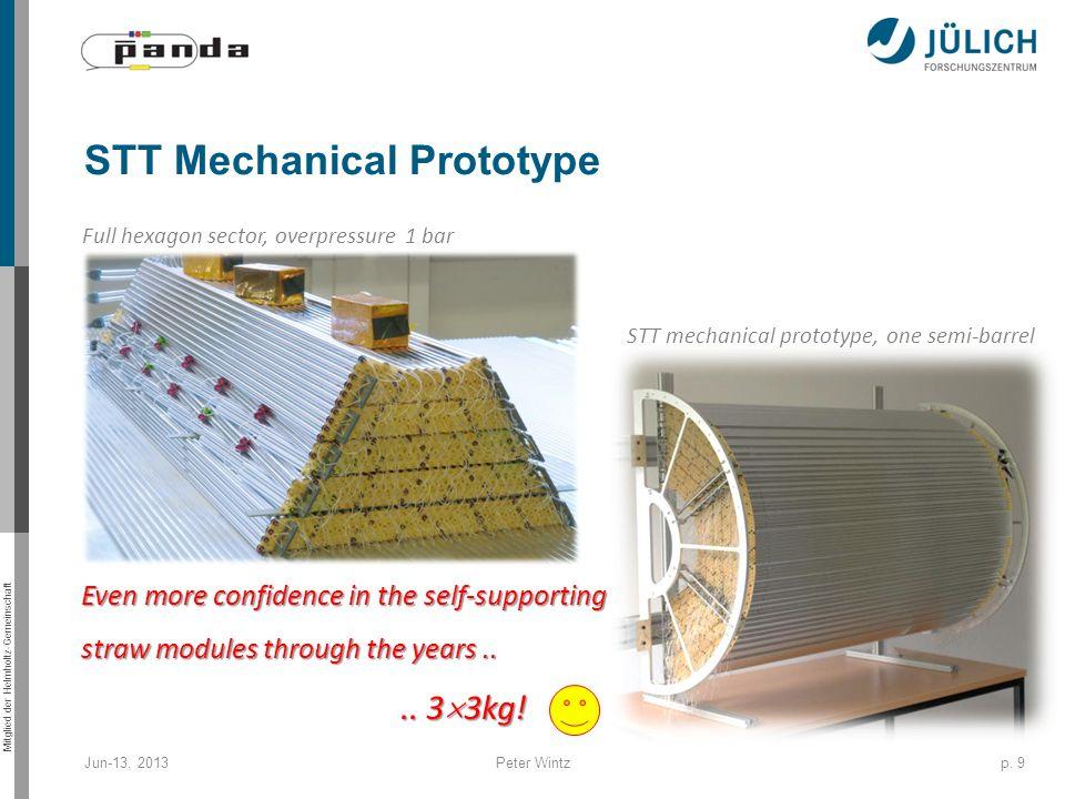 STT Mechanical Prototype