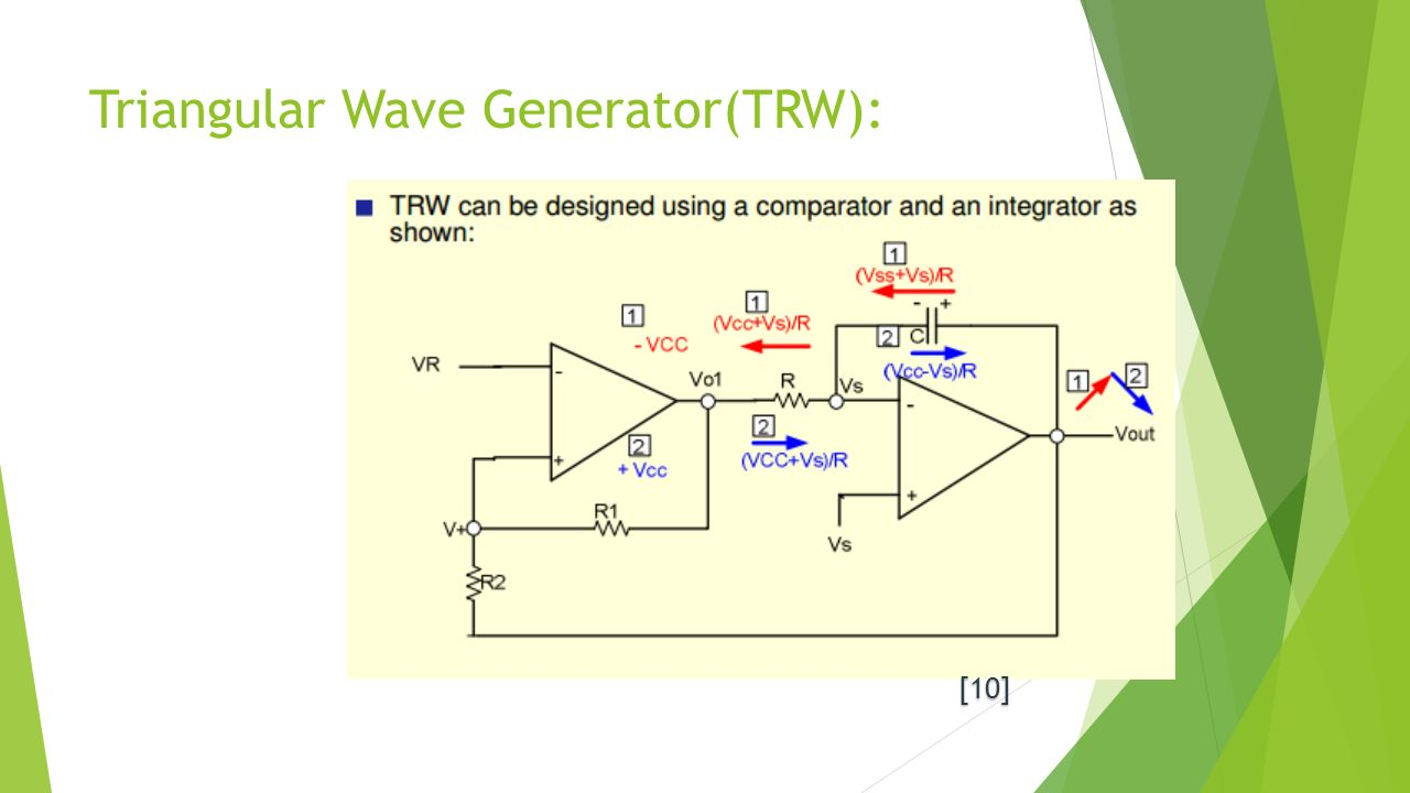Triangular Wave Generator Giftsforsubs Sine Oscillator Circuit Diagram Tradeoficcom Voltage Controlled Osc