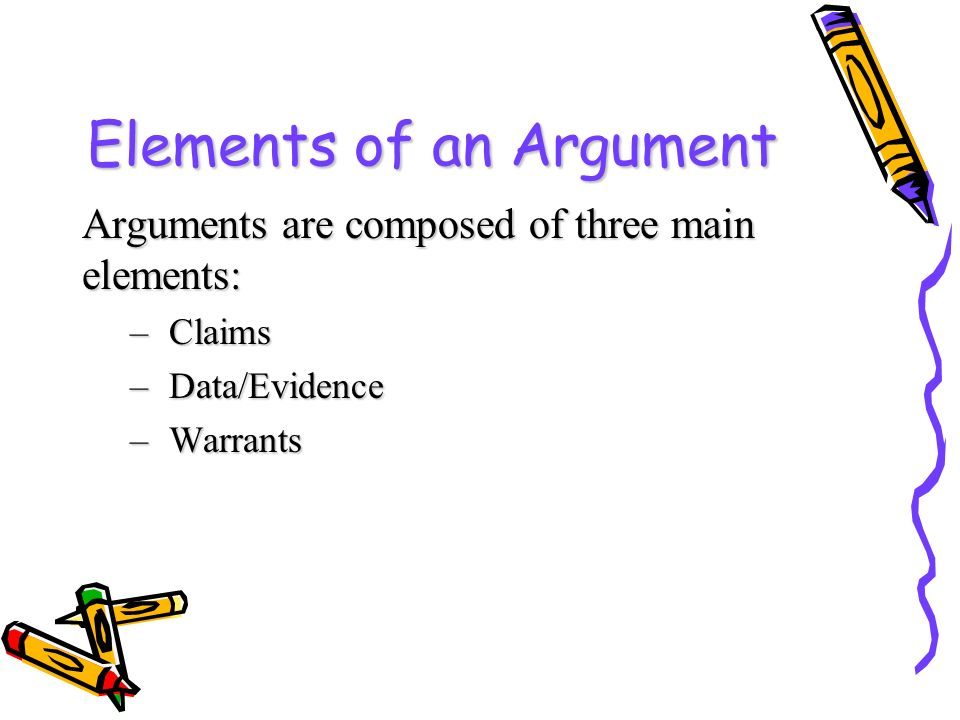 elements of argument Elements of argument has 6 ratings and 0 reviews elements of argument combines a thorough argument text on critical thinking, reading, writing, and rese.