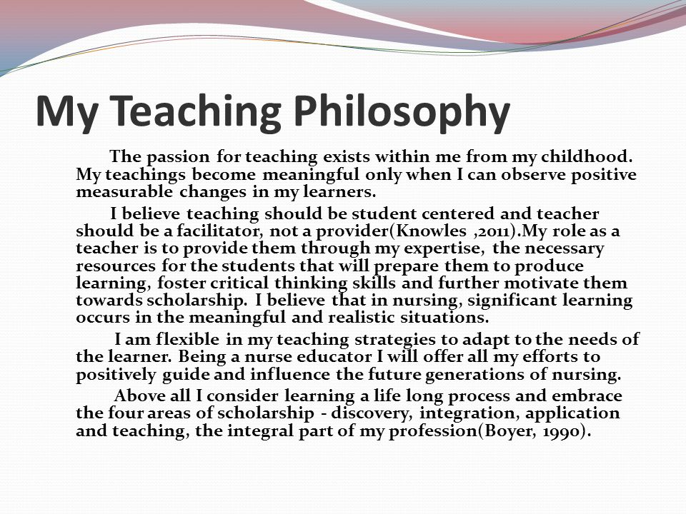 my philosophy as a teacher Math philosophy statement oh man it's time for lunch, just when math was getting fun a child in my fourth grade classroom sighed loudly after the lunch bell rang in the midst of a particularly invigorating mathematics lesson.